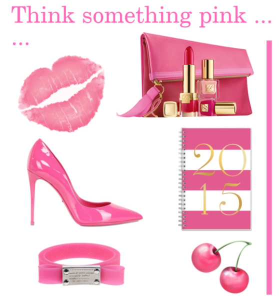 something pink by comevestirsi - Polyvore (20150317)