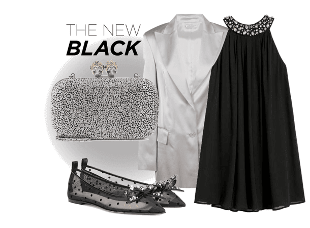 The Little Black Dress Or Petit Noir Come Vestirsi