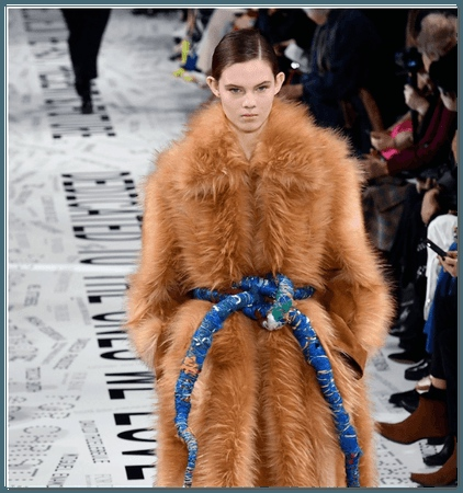 stella mc cartney faux fur